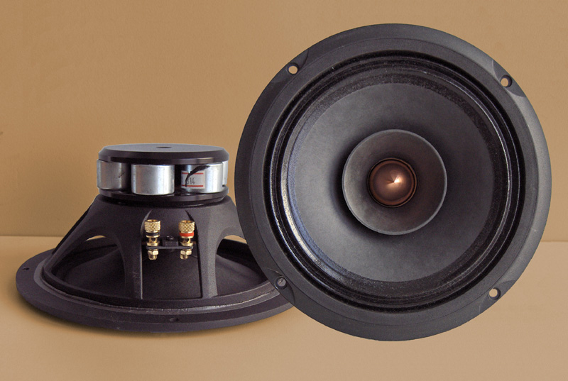 Hi-Fi Audio Drivers - Transducers (Speakers and Tweeters) for DIY